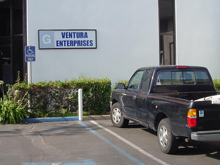 Ventura Enterprises surf lock and surf products factory